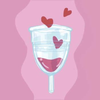 coupe menstruelle avec amour