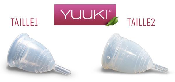Coupe menstruelle Yuuki