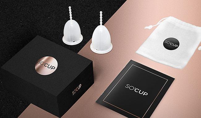 So'Cup pour l'hygiène féminine