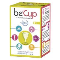 Be'Cup disponible en supermarché et en ligne