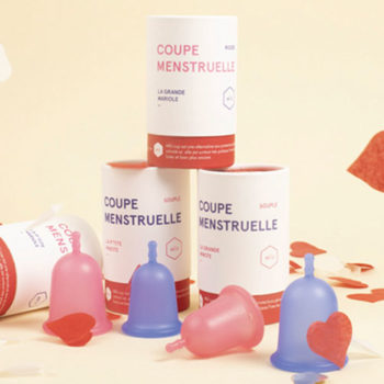 les miucup coupes menstruelles