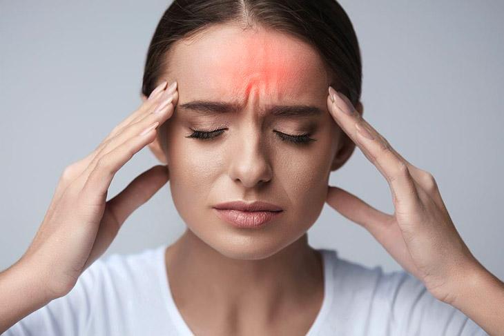 migraine cataméniale pendant les règles