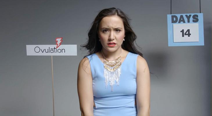J14 du cycle menstruel : l'ovulation